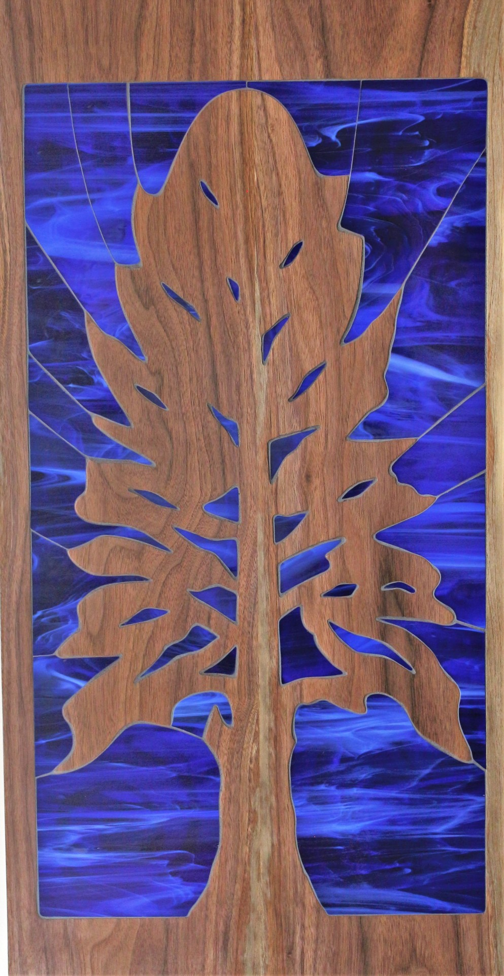 Walnut Treescape   Sold